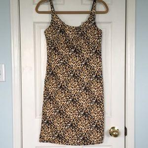 GUC Leopard Print Dress